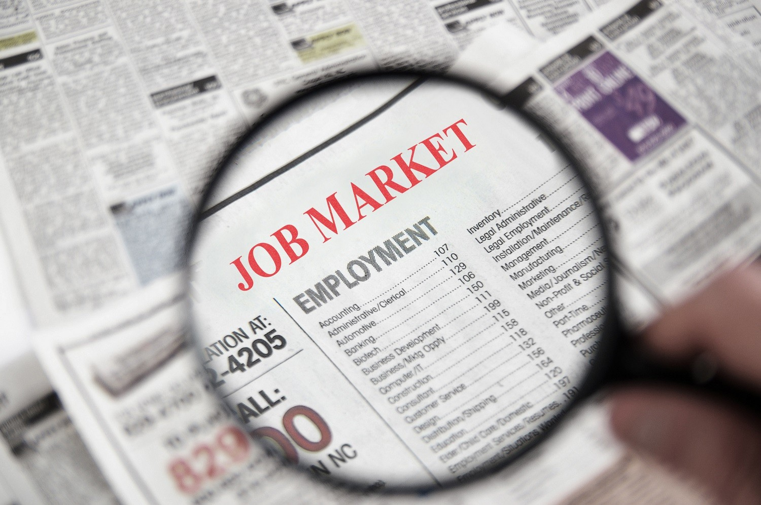 Check Out The Most Competitive Job Openings In The World
